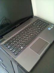 в хорошем состоянии ноутбук lenovo Idea Pad Z570
